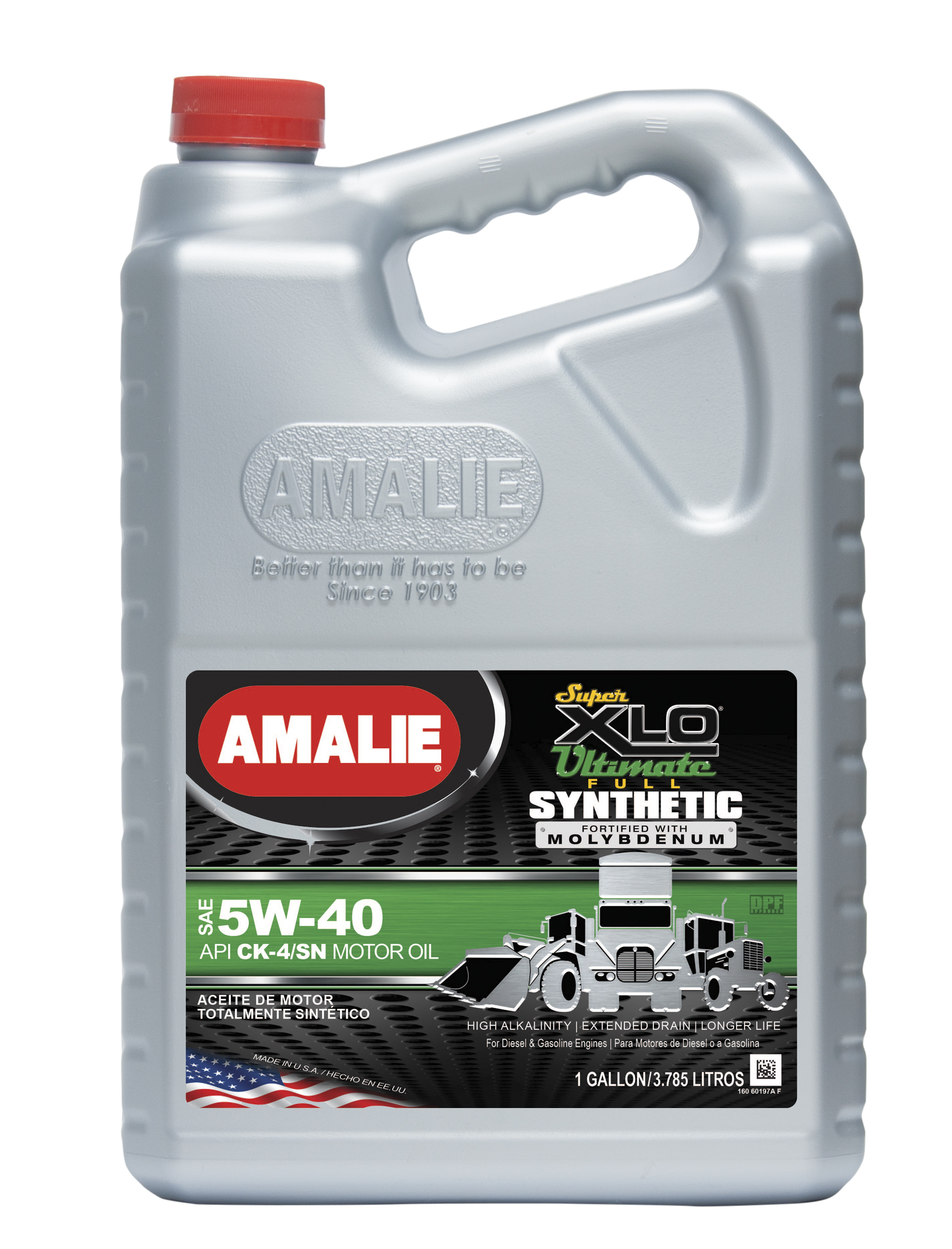 5 W 40 Amalie Oil Co